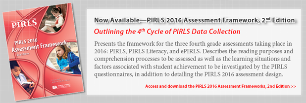 PIRLS 2016 Assessment Framework, 2nd Edition